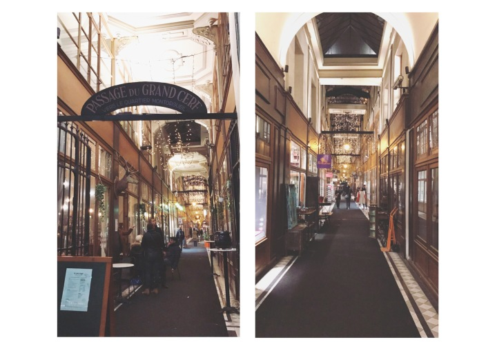 The Passage du Grand Cerf